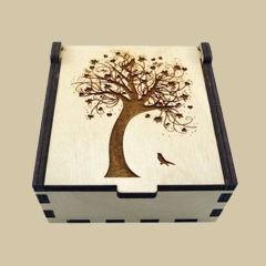 Коробочки, підставки, скриньки