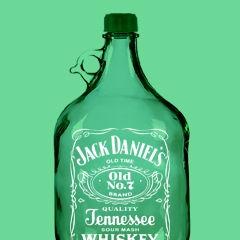 Гравірування на пляшці