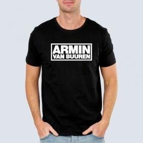 Футболка з принтом Armin Van Buuren (FTB-46)