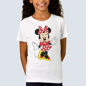 """Футболка з принтом """"Minnie Mouse"""""""