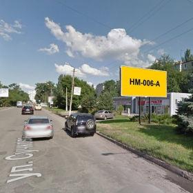 Оренда білборда по вул. Сучкова, 29 (HM-006-A)