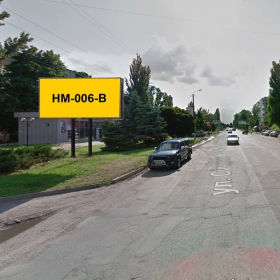 Оренда білборда по вул. Сучкова, 29 (HM-006-B)