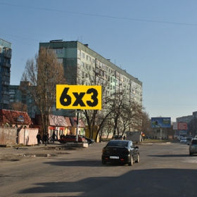 Оренда білборда по вул. Гетьманська, 50 (HM-019-B)