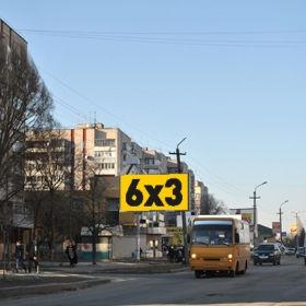 Оренда білборда по вул. Гетьманська, 41А (HM-035-B)