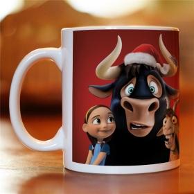 Чашка новорічна Фердінанд (MUG-83)