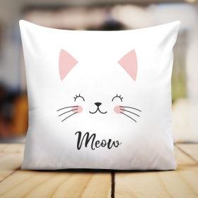 """Подушка з картинкою """"Кіт"""""""