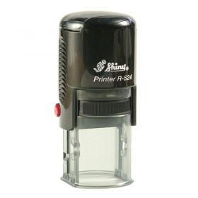 Оснастка автоматична, пластикова для круглої печатки D24 мм