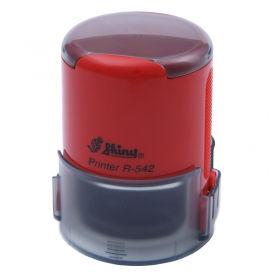 """Оснастка автоматична, пластикова для круглої печатки D42 мм серія """"Оксамит"""""""