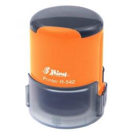 """Оснастка автоматична, пластикова для круглої печатки D42 мм серія """"Шагал"""""""
